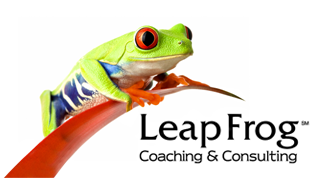 Home leap frog coaching for Frog consulting